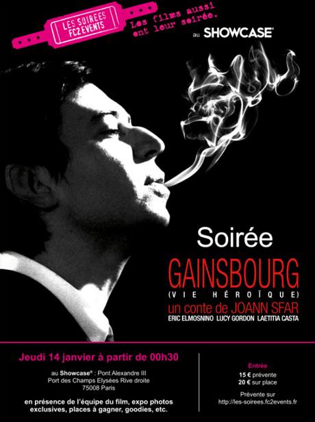 Gainsbourg-soirée