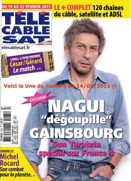 Gainsbourg nagui